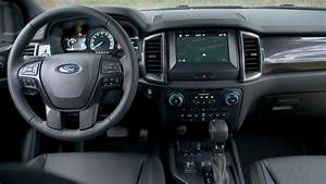 2019 Ford Ranger Wildtrak Interior - YouTube