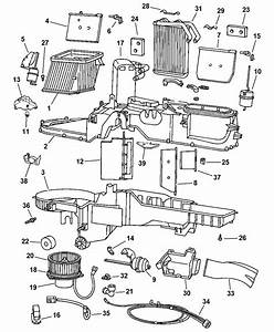 2002 Dodge Ram Ac Control Module Diagram