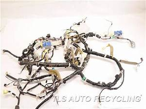 2010 Toyota Sequoia Dash Wire Harness - 82141-0c172
