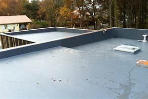 Toiture Terrasse Inaccessible : etanch it toit isolation batiment auvergne puy de d me ~ Melissatoandfro.com Idées de Décoration