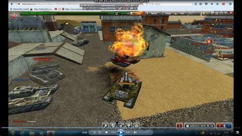 artillery gun called magnum tanki  early