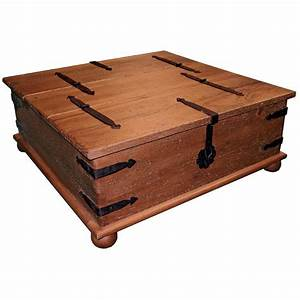 trunks herrajes trunk lr 3104 With mexican trunk coffee table