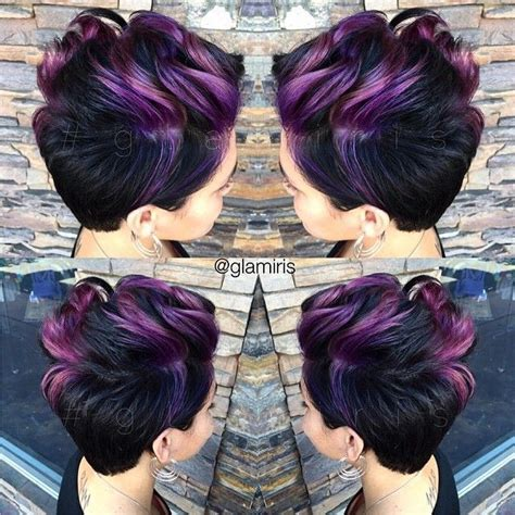 20 Gorgeous Wavy and Curly Pixie Hairstyles: Short Hair