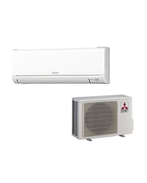 Mitsubishi Ductless Air Conditioning Cost by Mitsubishi 15k Btu 21 6 Seer Cooling Only System