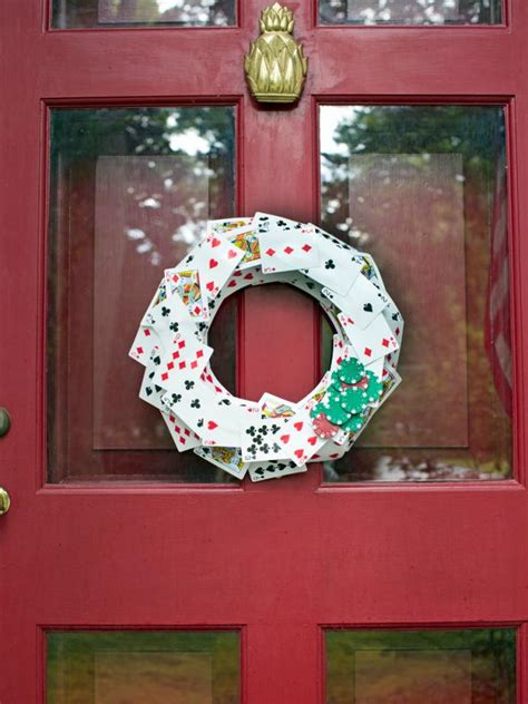 9 clever kitschy holiday wreath ideas hgtv