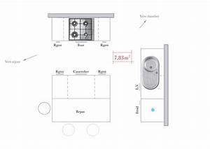 conseils d39architecte 4 plans de cuisine en ilot With plan de maisons gratuit 9 maison plain pied 120m178 maisons ideales
