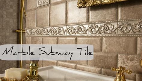 marble subway tile  discount stone