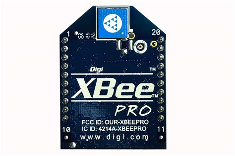 xbee pro 802 15 4 series 1 63mw point to multipoint rf