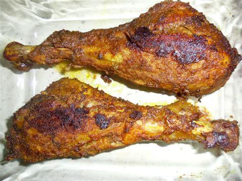 turkey leg just cooked turkey leg roast indian way