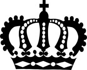 Crown Silhouette Clip Art