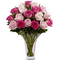 flowers for birthday pretty in pink bouquet at send flowers