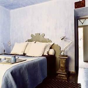 Tete De Lit Bois Clair : t te de lit en bois d coup marie claire ~ Teatrodelosmanantiales.com Idées de Décoration