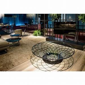 Table Basse En Verre Design Italien : table basse design rosace idkrea collection d 39 exception ~ Melissatoandfro.com Idées de Décoration