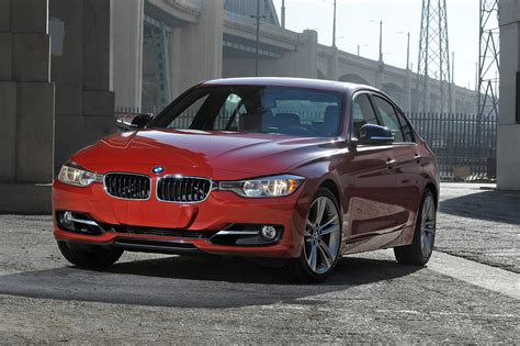 2012 Bmw 3series Review And Rating  Motor Trend