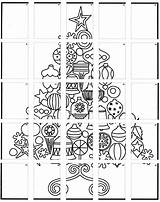Tree Warhol Coloring Collaborative Giant Projects Trees Artsy Artprojectsforkids Template Inspired Xmas Andy Famous Together Tape Try sketch template