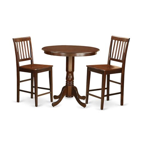 3 Pc Dining Counter Height Set