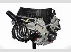 Renault RS25 V10 engine, 2005 · F1 Fanatic