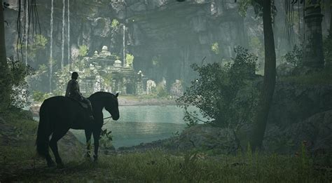 Shadow Of The Colossus Ps4 Hidden Horse And Other Animal