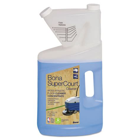 Bona Hardwood Floor Cleaner Concentrate by Bona 174 Supercourt Cleaner Concentrate 1 Gal Bottle