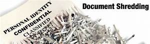 Document shredding service company off site drop off for Document shredding drop off sites