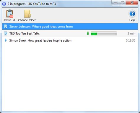 logiciels pour telecharger des video youtube ou des