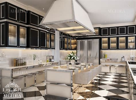 kitchen design dubai تصميم داخلي للمطابخ تصميم مطابخ فخمة 1187