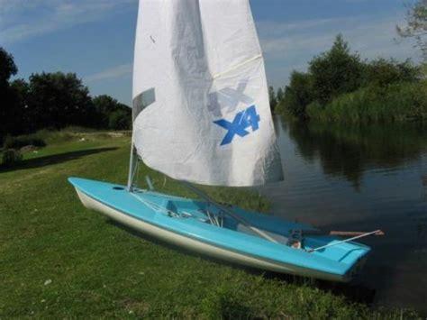 Zeilboot X4 by Franse Laser X4 Bremoud Advertentie 203371