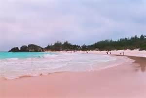 Bermuda Pink Sand Beach