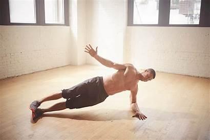 Plank Planks Planking Side Exercise Leg Equinox