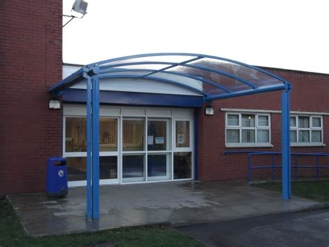 Entrance Canopies For Schools