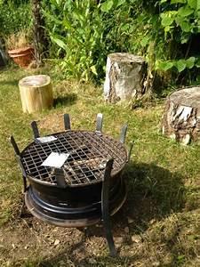 Fabriquer Un Barbecue Avec Un Bidon : r cup et fait maison des id es r cup et d co id e r cup faire un barbecue avec des objets r cup ~ Dallasstarsshop.com Idées de Décoration
