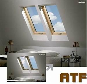 Velux Einbauset Innenverkleidung : fakro austauschfenster f r velux roto ~ Buech-reservation.com Haus und Dekorationen