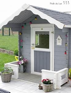 Cabane Pour Poule : maisonnette plastique ~ Melissatoandfro.com Idées de Décoration