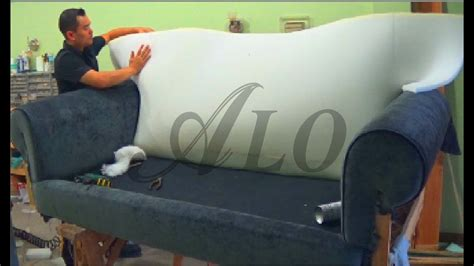 how to recover a settee diy how to reupholster a sofa alo upholstery