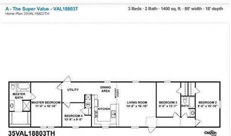 mobile home floor plans  home plans design