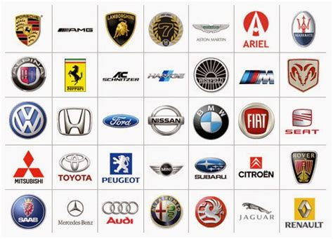 Auto Logos Images