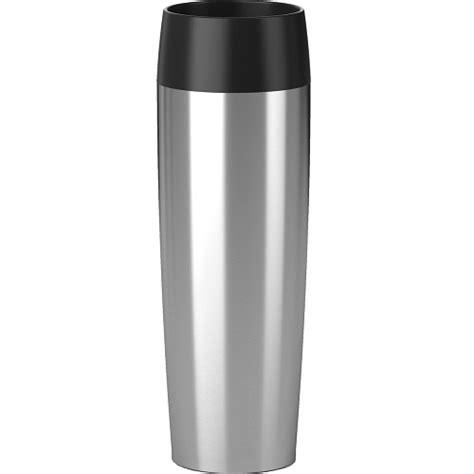 emsa travel mug 0 5 emsa isolierbecher travel mug grande 0 5l edelstahl 515614