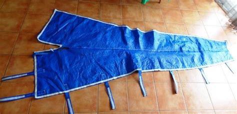 housse de grand voile edelvoilier voiliers fabriquer une housse de b 244 me
