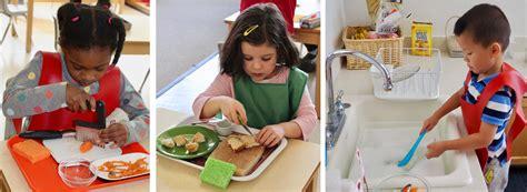 Developing Independence - Princeton Montessori School