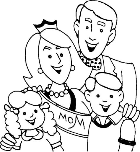 royal family coloring page coloring sky