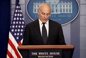 Washington Post afirma que John Kelly declaró que México ...