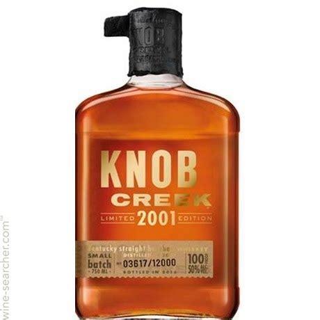 knob creek price knob creek small batch 2001 limited edition 14 year