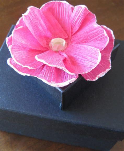 comment cr 233 er une fleur en papier cr 233 pon astuces et photos archzine fr