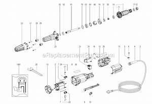 Metabo Ge 710 Plus Parts List And Diagram