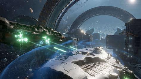 ps open beta  tactical space combat game