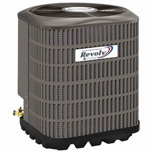 Revolv 2 0 Ton 14 Seer Heat Pump System For Mobile Home