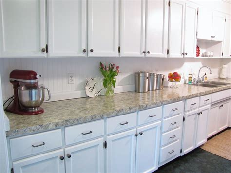 Beadboard Backsplash Tutorial