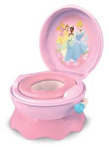 disney princess potty chair w magical sounds potty concepts