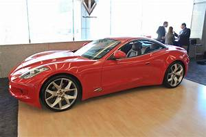 Vl Auto : vl automotive resurrects fisker sunset with destino red concept ~ Gottalentnigeria.com Avis de Voitures