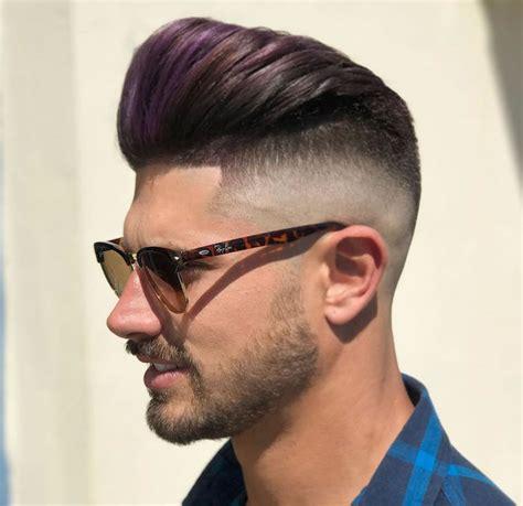 1001 id 233 es coiffure homme tendance 2018 un d 233 grad 233 d id 233 es